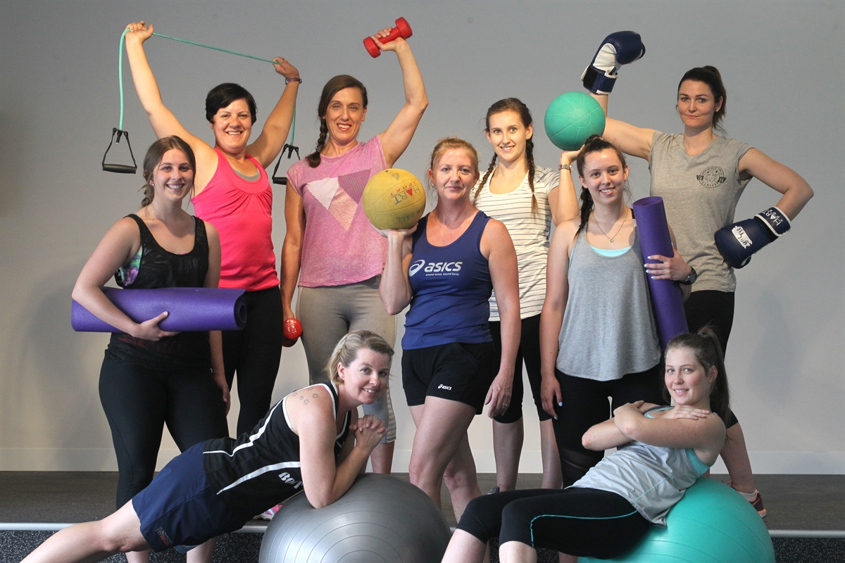 Group Fitness - Blacktown City