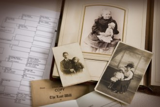 Digital Library - Family History