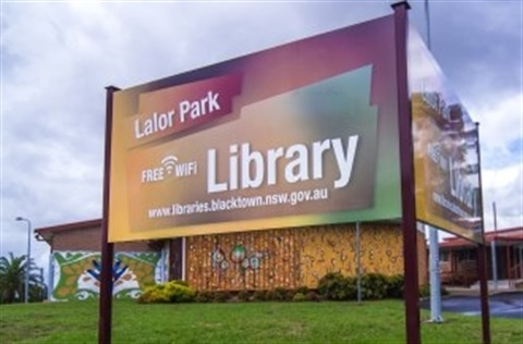 Lalor Park Library