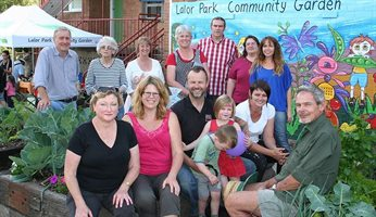 Lalor Park Community Garden